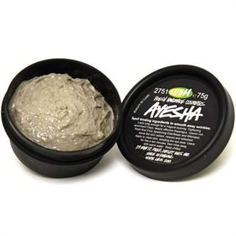 LUSH Ayesha Face Mask