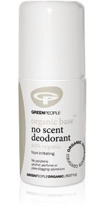 Green People - Organic Base No Scent Deodorant