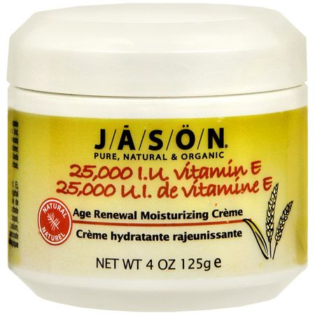 Jason Natural Cosmetics 25,000 IU Vitamin E Age Renewal Moisturizing Creme