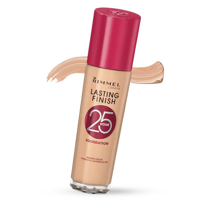 Rimmel Lasting Finish 25 Hour Foundation Reviews Photos
