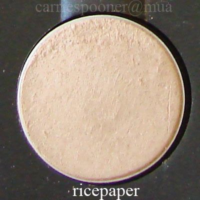 MAC Frost - Ricepaper