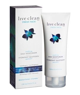 Live Clean Soothing Daily Moisturizer