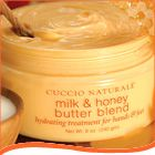 Cuccio Naturale milk & honey butter blend