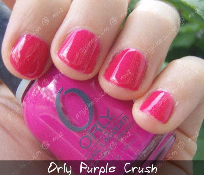 Orly Purple Crush