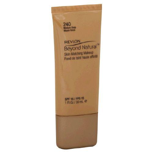 Revlon Beyond Natural Skin Matching Makeup SPF 15