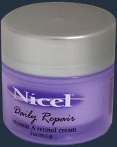 Nicel Daily Repair Vitamin A Retinol Cream