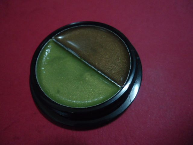 E.L.F. Duo Eyeshadow Cream- Olive