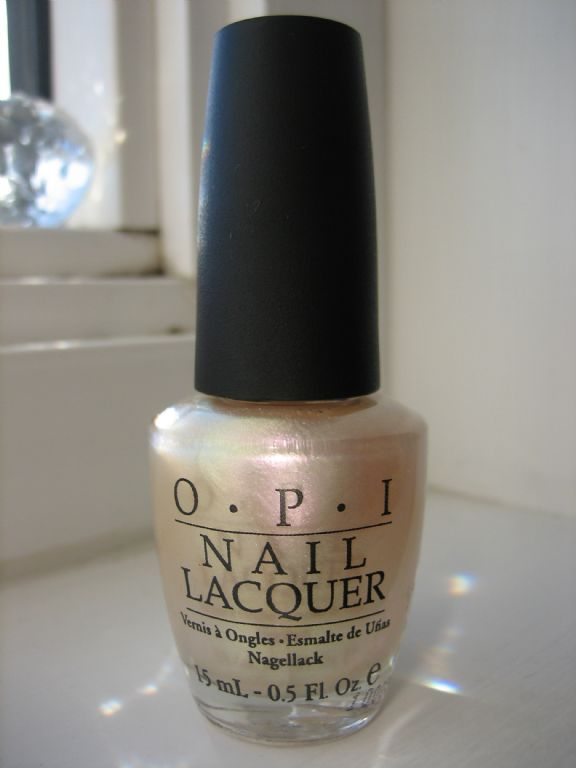 OPI Pearl of Wisdom