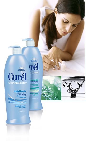 Curel Curel Continous Comfort Lotion Fragrance Free