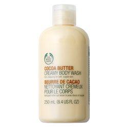 The Body Shop Cocoa Butter Creamy Body Wash