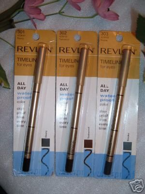 Revlon Timeliner for Eyes- all shades