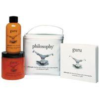 Philosophy guru (inspiring shampoo, bath and shower gel)