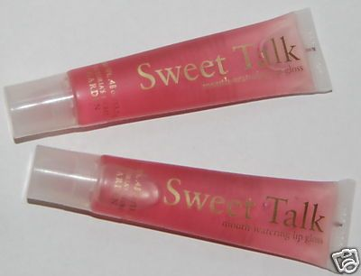 Victoria's Secret Sweet Talk Mouth Watering Lip Gloss