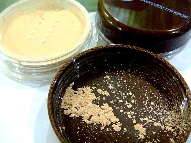 Everyday Minerals Balancing Powder