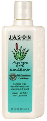 Jason Natural Cosmetics Aloe Vera 84% Conditioner - Hair Nourishing Formula