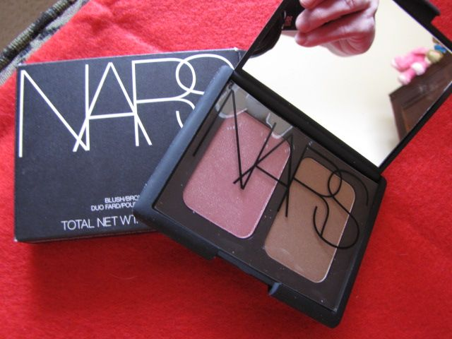 NARS Blush / Bronzer Duo in Sin / Casino