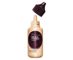 Maybelline Mineral Power Natural Perfecting Foundation ] ] [DISCONTINUED]