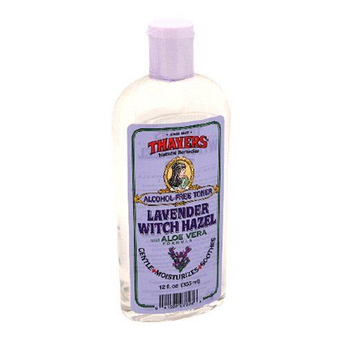 Thayers thayers lavender acohol free toner with vitamin e
