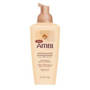 AMBI Even Clear Skincare Foaming Cleanser