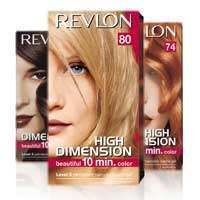 Revlon High Dimension Hair Color [DISCONTINUED]