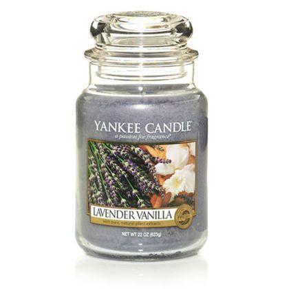 Yankee Candles Lavender Vanilla