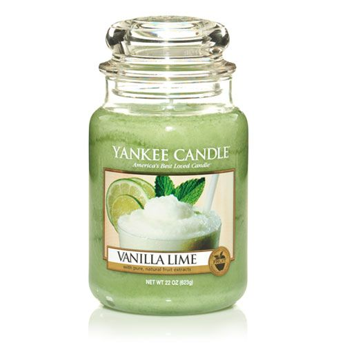 Yankee Candles Vanilla Lime Housewarmer