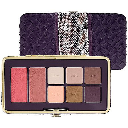 Tarte Amazonian Clay Eye & Cheek Palette 2013