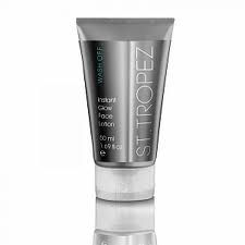 St.Tropez Instant Glow Face Lotion - Wash Off