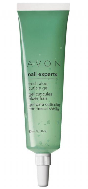 Avon Nail Experts Fresh Aloe Cuticle Gel