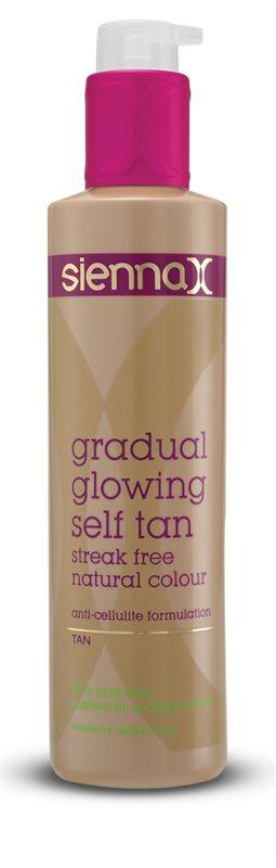 Sienna X - Gradual Glowing Self Tan