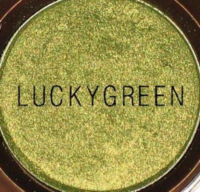 MAC Veluxe Pearl - Lucky Green