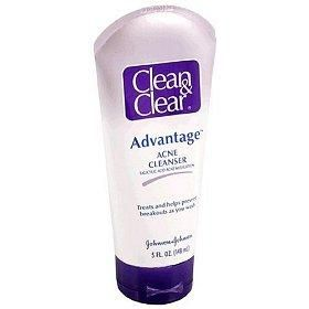 Clean & Clear Advantage Acne Cleanser