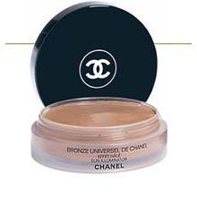 Chanel Bronze Universel De Chanel Sun Illuminator