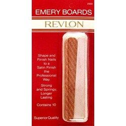 Revlon Emery Boards