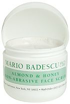 Mario Badescu Almond & Honey Non-abrasive facial scrub