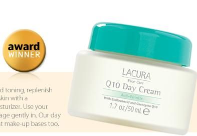 Lacura Q10 Day Cream