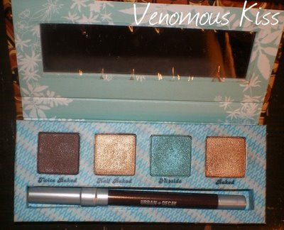 Urban Decay Get Baked Palette [DISCONTINUED]
