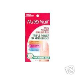 Nutra Nail Triple Power Gel Strengthener