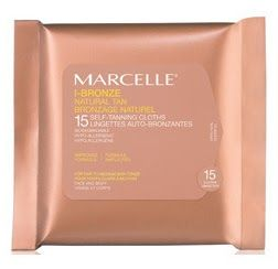 Marcelle iBronze Self-Tanning Cloths