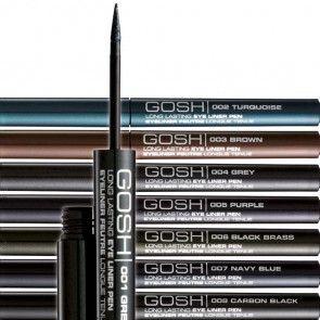 GOSH Long Lasting Eyeliner Pen