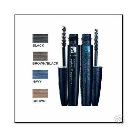 Avon Astonishing Lengths *Waterproof Lengthening&Defining Mascara