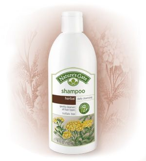 Nature's Gate Herbal Hair Shampoo