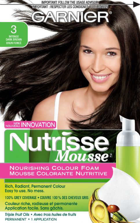 Garnier Nutrisse Mousse