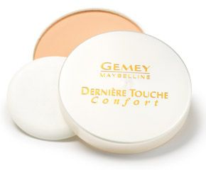 Maybelline Gemey-Maybelline Derni�re Touche Confort