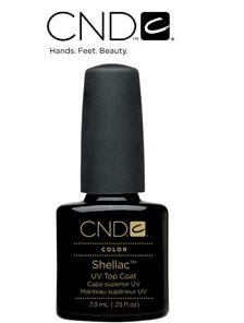 Creative Nail Design Shellac UV Top Coat