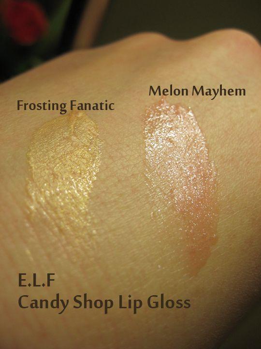 E.L.F. Candy Shop Lip Glosses (all)