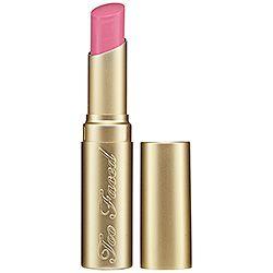 Too Faced La Creme Lipstick - Razzle Dazzle Rose