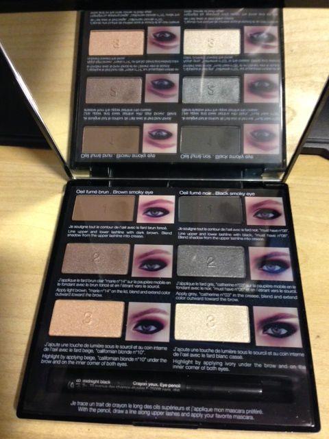 Sephora  Sephora Collection Pro Lesson Palette: Smoky Eyes