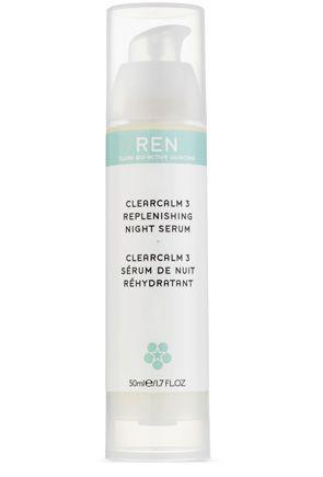 Ren ClearCalm 3 Replenishing Night Serum