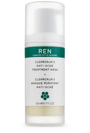 Ren ClearCalm 3 Anti-Acne Treatment Mask